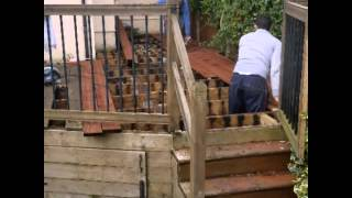 Flo and cora ltd  replacement  decking