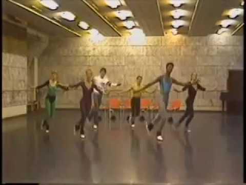 Old School Tap Dance o.l.v. Benjamin Feliksdal