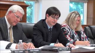Jackson County Commission, Part 3 Work Session 7-15-13