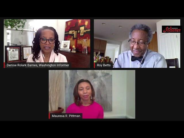 WIN TV Talks USPS History of Black Heritage Postage Stamps