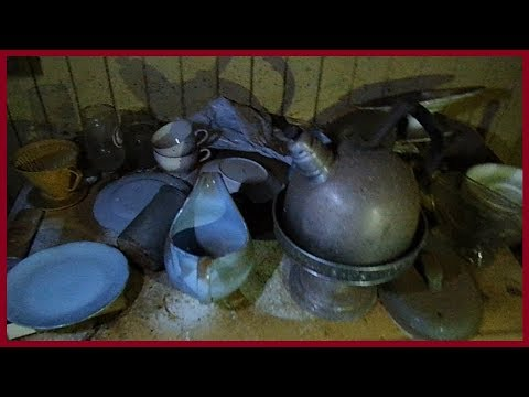 UrbEX : CANADIAN GEOLOGISTS HOME IN SCOTLAND - Part 5 0rgasmic