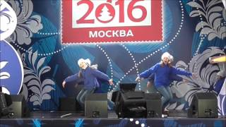 """""""Московская Зима"""" в Царицыно 19.12.2015 студия """"LarSi"""""""