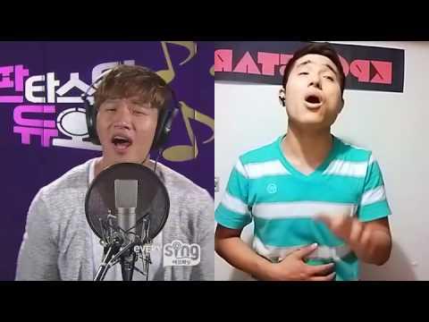 jsk DJ [everysing] 한 남자 一個男人(One man) 김종국(Kim Jong Kook) 판타스틱 듀오(fantastic duo) _판듀ver. (cover) 커버
