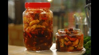Gajar, Gobhi Aur Shalgam Ka Achar | Cooksmart | Sanjeev Kapoor Khazana