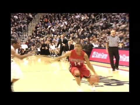 Atlantic 10 Player of the Year Kevin Anderson 2009-10 Highlights