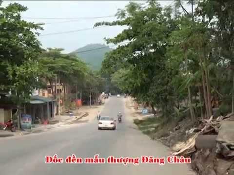 Phong cảnh thị trấn Sơn Dương 2015