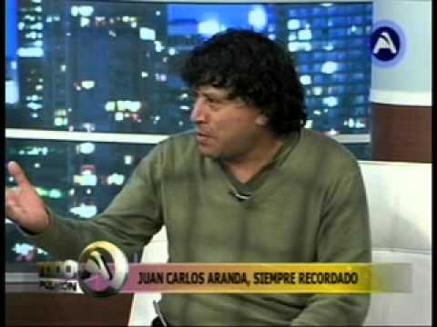 CUMBIA DE HOY - JUAN CARLOS ARANDA, SIEMPRE RECORDADO