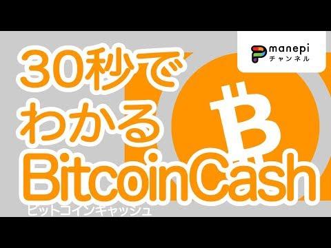 仮想通貨BCash(BCH)