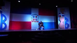 """Gerardo Morales y Odeth Castilo en el """"BACHATU"""" Republica Dominicana"""
