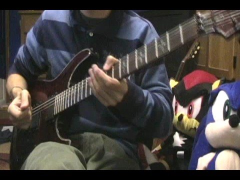 LIVE AND LEARN by Jun Senoue (Crush 40) - YouTube
