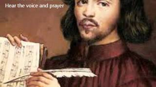 Tallis - Hear the voice and prayer