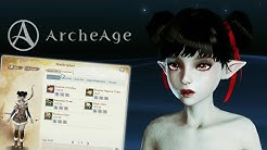 ArcheAge: Unchained PTS w/ Cryy (Cash Shop)
