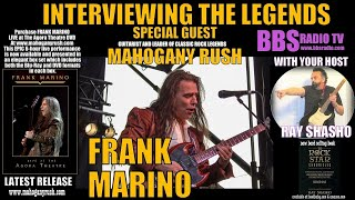 FRANK MARINO:  'Confessions from an Underrated Guitar Hero'
