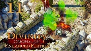 Divinity: Original Sin #11 - Ein Missgeschick [Gameplay German Deutsch] [Let