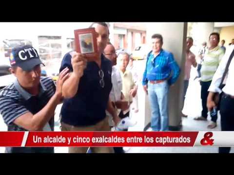 Cinco capturados por cartel de enfermos mentales en Sucre
