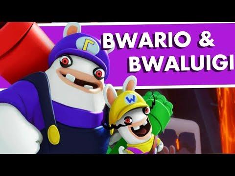 Download Youtube: Mario + Rabbids Kingdom Battle - All Enemy Intro Cutscenes