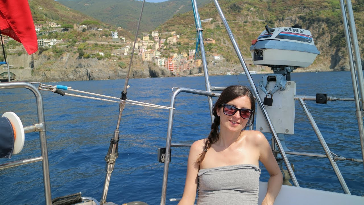 Sailing The Italian Riviera Whilst 7 Months Pregnant   Ep  6   U26f5 Sailing Britaly  U26f5