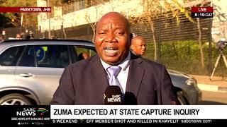 UPDATE: Zuma establishes State Capture Inquiry in 2018