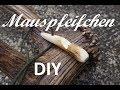 Die Waidburschen - Mauspfeifchen aus Horn selber machen DIY
