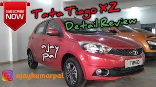 Tata Tiago XZ 2019 detail review