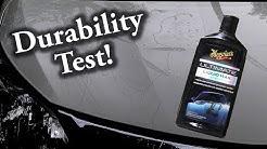Car Wax Test : Meguiars Ultimate Liquid Wax