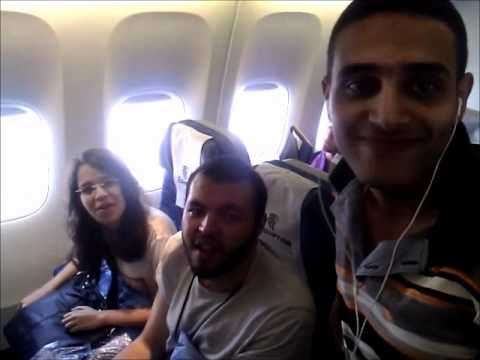 #ImagineCup Teams From #Egypt, Moments of the Trip to #NYC #MSPSMT
