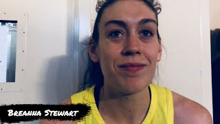 Breanna Stewart Talks Seattle Basketball Life And Sneakers