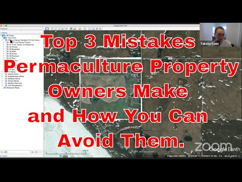 Top 3 Mistakes Permaculture Property Owners Make and How You Can Avoid Them