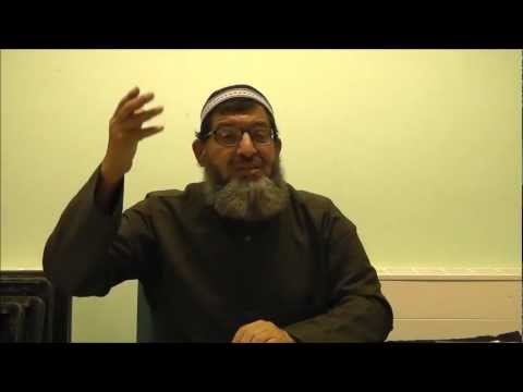Diseases of the Hearts & it's Cures - Shaykh Dr. Khalid Fikri - PART 4
