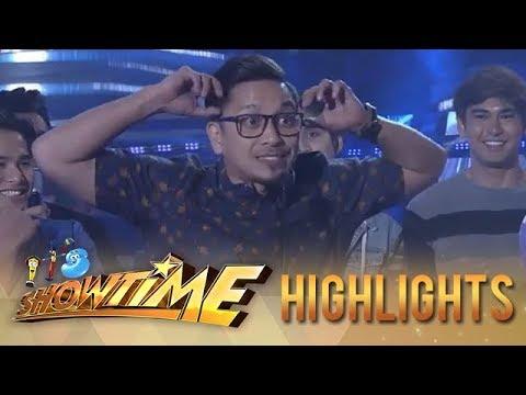 It's Showtime PUROKatatawanan: Jhong's superhero joke went wild