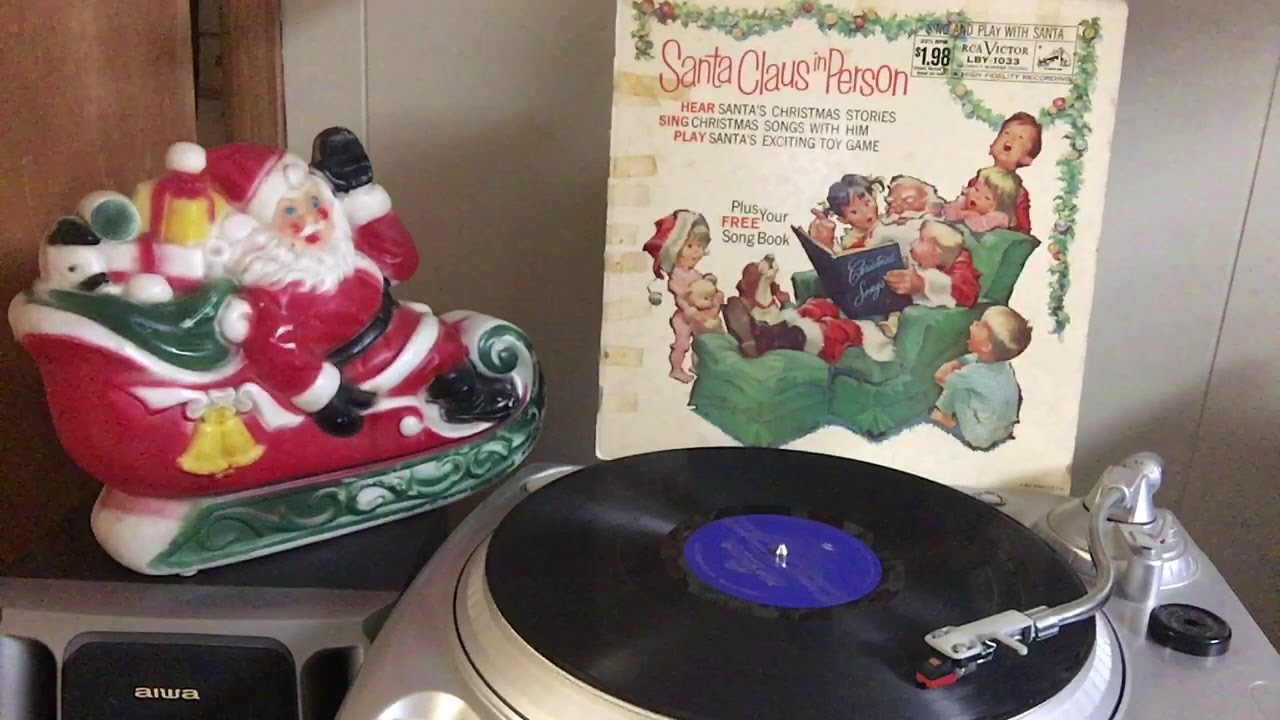Download Santa Claus in Person Side 1 Part 1