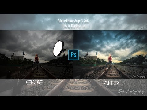 Tips #3 : Photoshop CC 2017 tutorial - How To Use Color Efex Pro 4