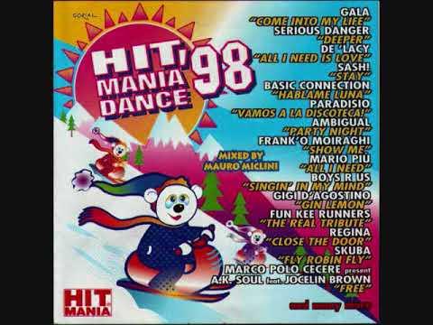 Hit Mania Dance 98 1998