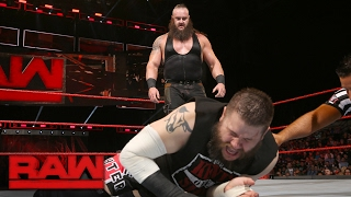 Video Braun Strowman vs. Kevin Owens - WWE Universal Championship Match: Raw, Jan. 30, 2017 download MP3, 3GP, MP4, WEBM, AVI, FLV April 2018