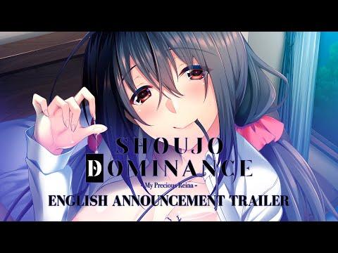 Shoujo Dominance - My Precious Reina - English Announcement Trailer