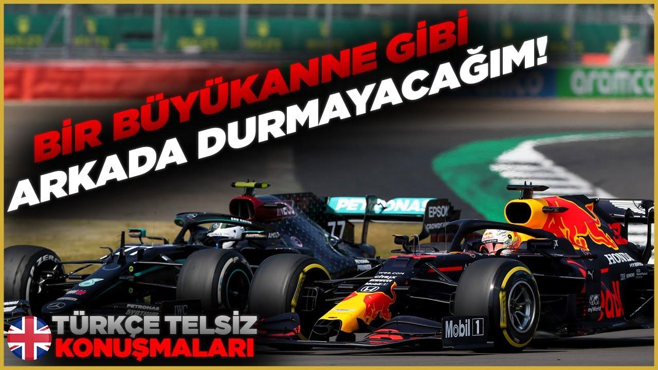 F1 2020 70. Yıl Dönümü GP - Takımların Türkçe telsiz konuşmaları!
