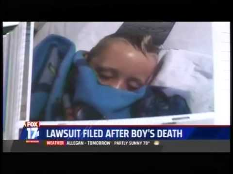 TV News: Michigan Medical Malpractice Child Death Lawsuit Filed Against Hospital