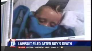 TV News: Michigan Medical Malpractice Child Death Lawsuit Filed Against Hospital