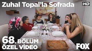 Sofrada puan tartışması... Zuhal Topal'la Sofrada 68. Bölüm