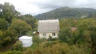 Головинка, поселок Лазаревского района, города Сочи. Сентябрь 2013(, 2013-09-06T19:14:42.000Z)