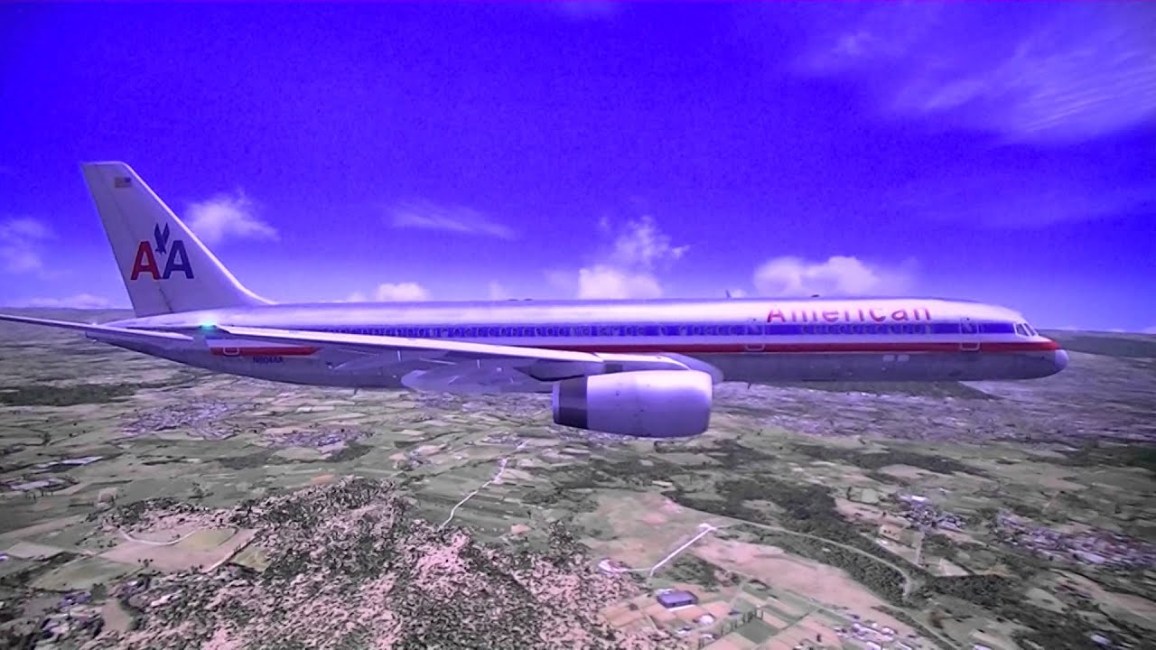 American Airlines Flight 965 Miami To Cali Colombia Fsx