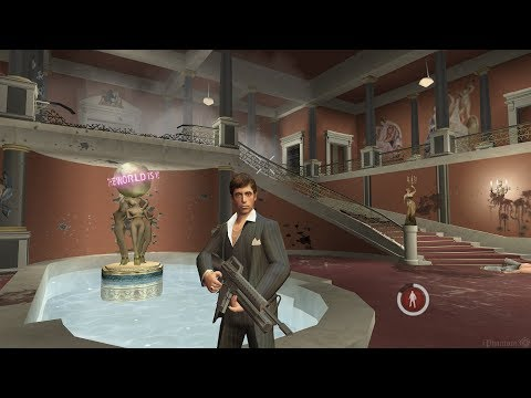 Scarface: The World Is Yours (HD1080p60)