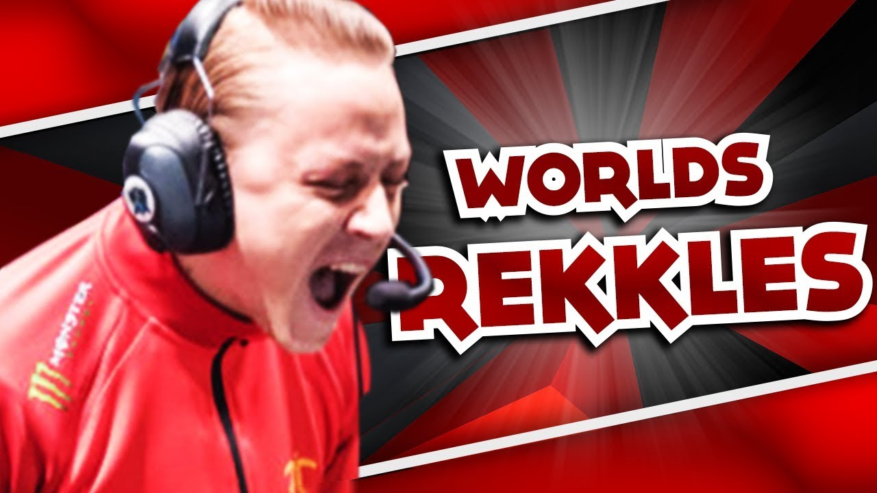 REKKLES CHEERS & TSM TEARS | WORLDS FUN/FAIL MOMENTS   League Of Legends