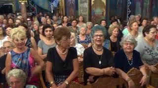 παναγια γιατρισσα Λουτρακι 2018