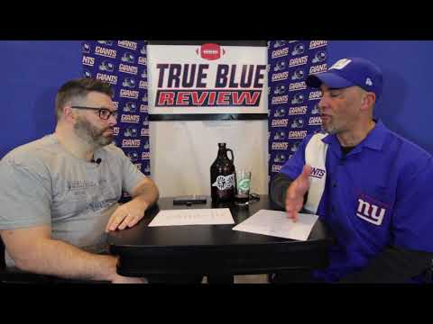 NYG True Blue Review: Coaching Changes 12-6-2017