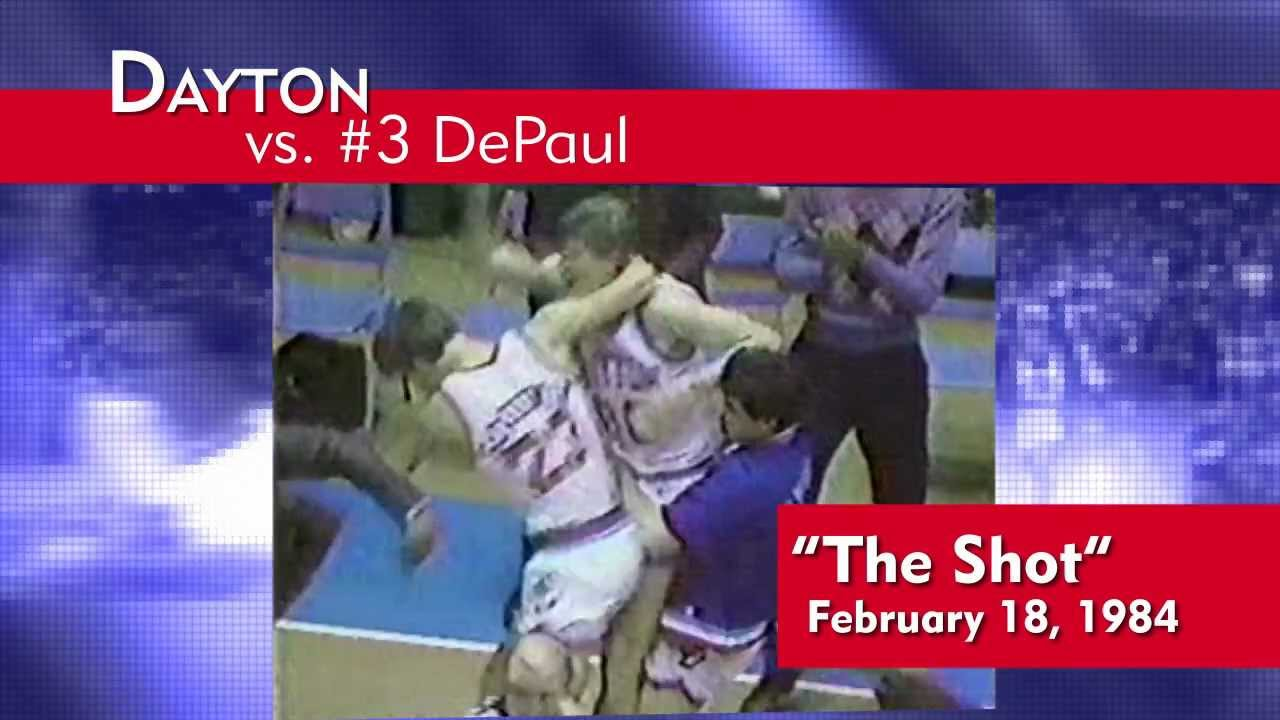Greatest Moments In Dayton Flyers Basketball History - YouTube