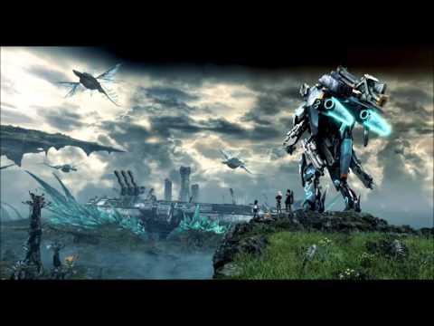 Primordia (night) - Xenoblade Chronicles X