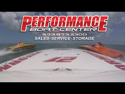 Marathon 2016 Performance Boat Center