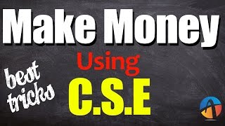 How To Make Money with Google Custom Search Engine [ CSE] 2017 Vdeo