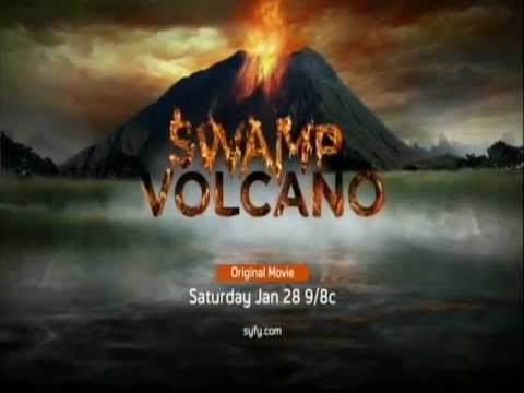 Swamp Volcano 2012 Syfy Movie TV Spot